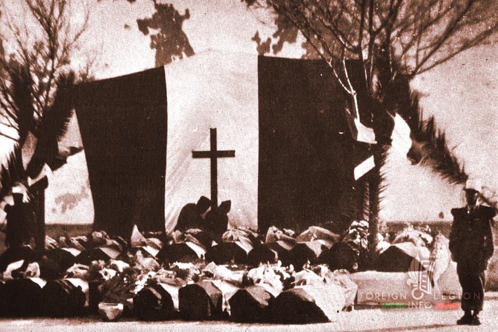 2e REI - 2 REI - Foreign Legion Etrangere - 1956 - Morocco - Attack of Taineste