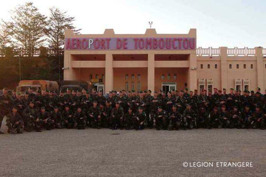2e REP - 2 REP - Foreign Legion Etrangere - 2013 - Mali