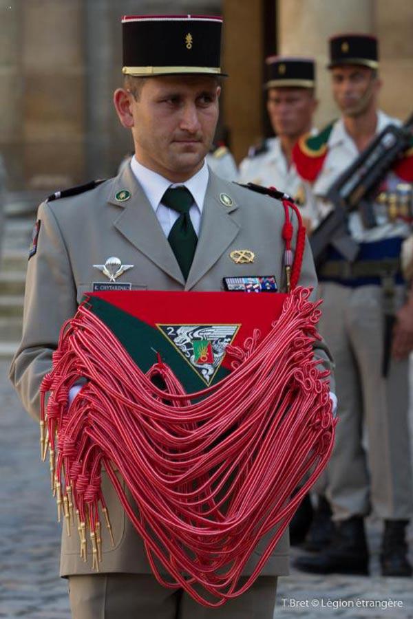 2e REP - 2 REP - 1er REC - 1 REC - Foreign Legion Etrangere - 2013 - Paris
