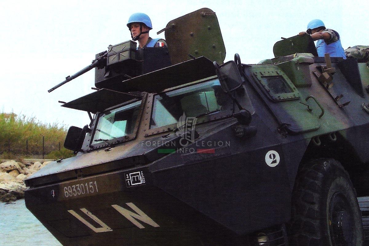 1er REG - 1 REG - Operation Baliste - Foreign Legion Etrangere - 2006 - Lebanon