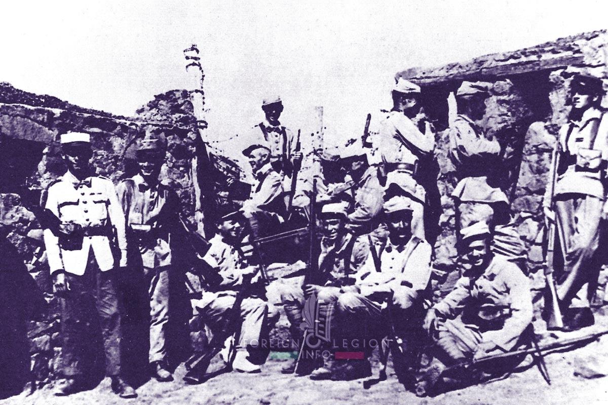 Legionnaires - Foreign Legion Etrangere - 1925 - Morocco