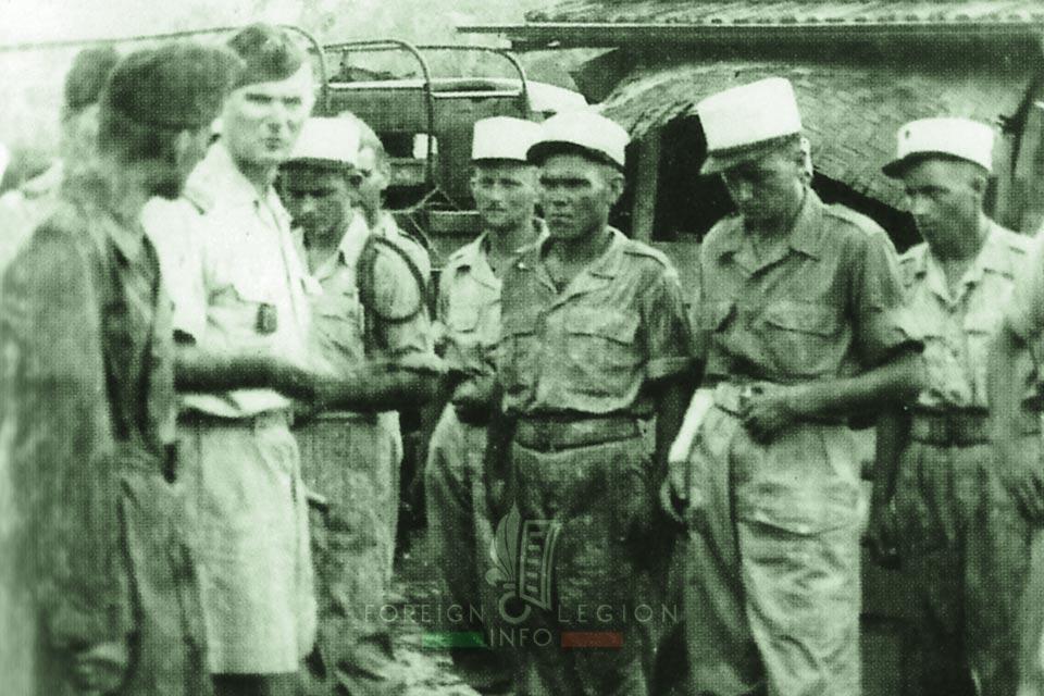 3e REI - 3 REI - Foreign Legion Etrangere - 1948 - Phu Tong Hoa - Indochina