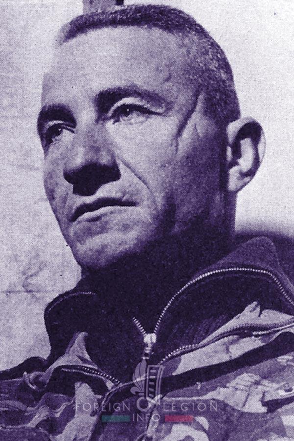 Roger Faulques - Foreign Legion Etrangere - 1960