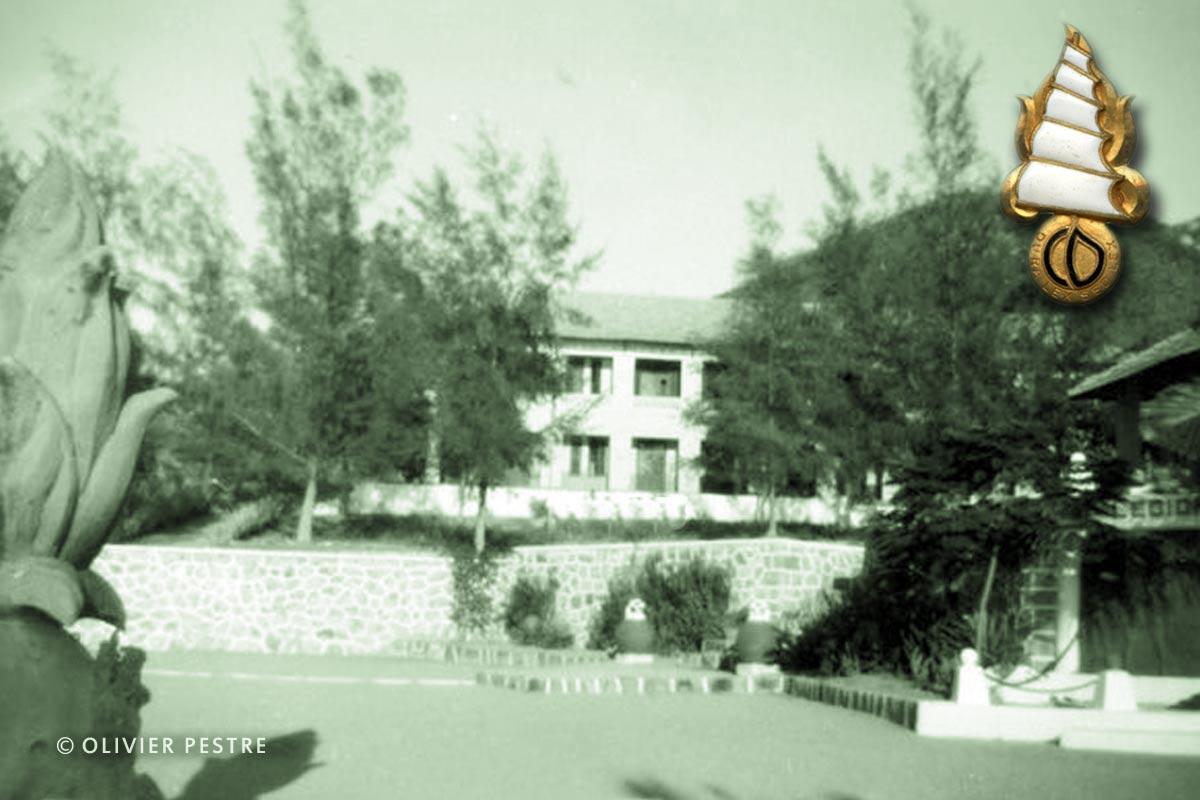 CDRE/EO - Foreign Legion Etrangere - 1955 - Disciplinary Company - Indochina