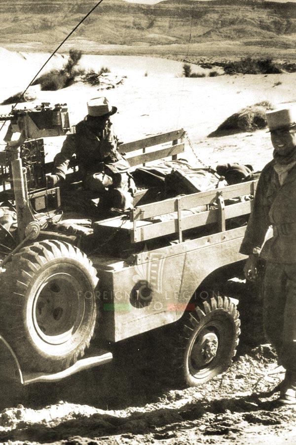 2e REI - 2 REI - Foreign Legion Etrangere - 1957 - Algeria