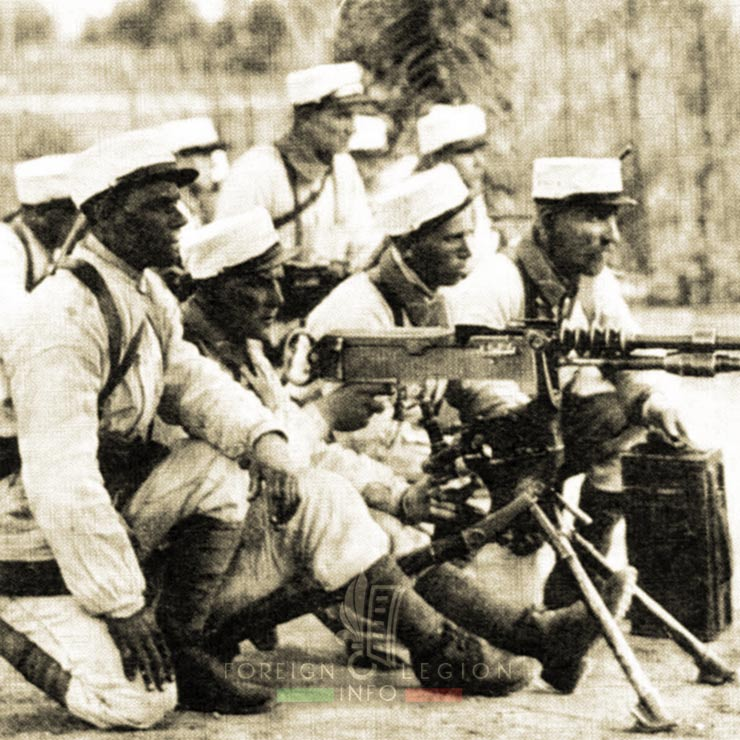 Legionnaires - Foreign Legion Etrangere - 1920s - Morocco