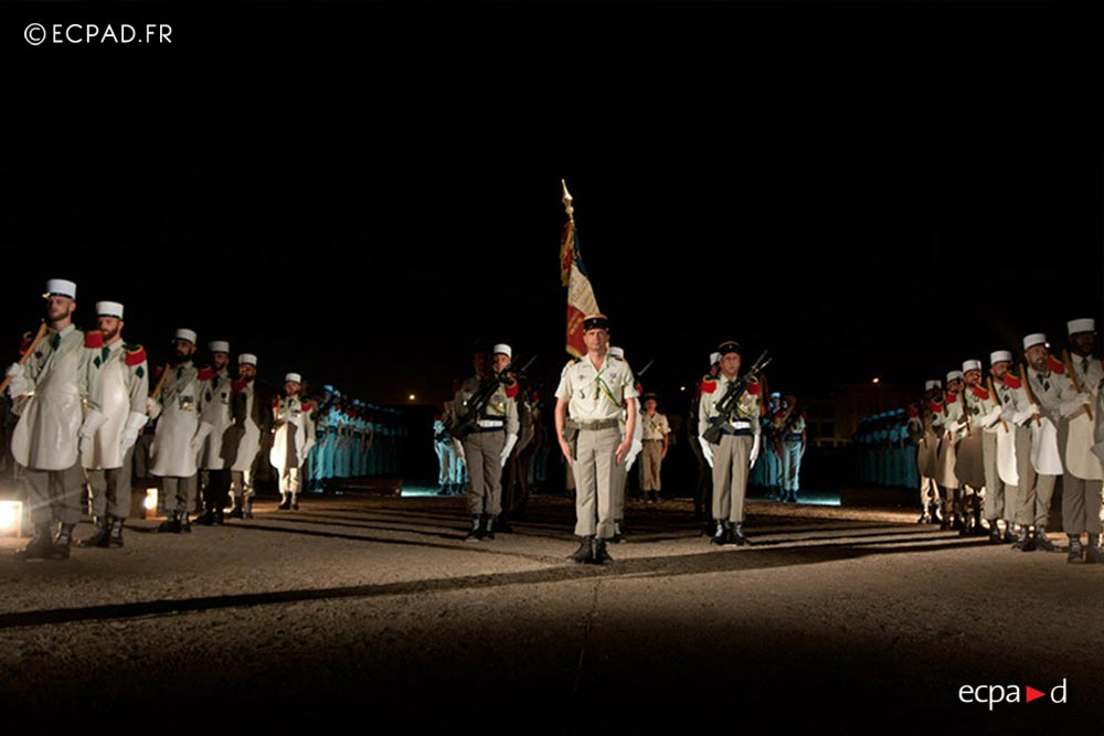 13e DBLE - 13 DBLE - Foreign Legion Etrangere - 2011 - Djibouti