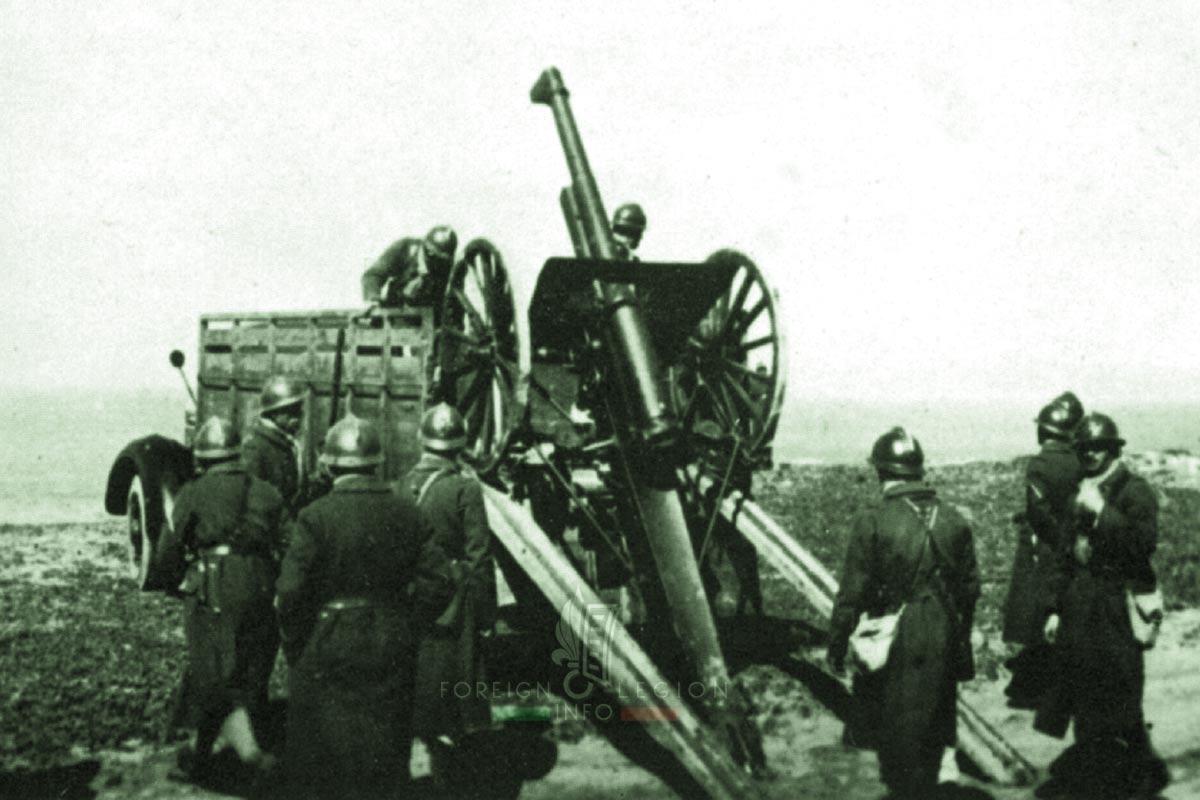 GALL - 6e REI - 6 REI - Foreign Legion Etrangere - 1941 - Syria