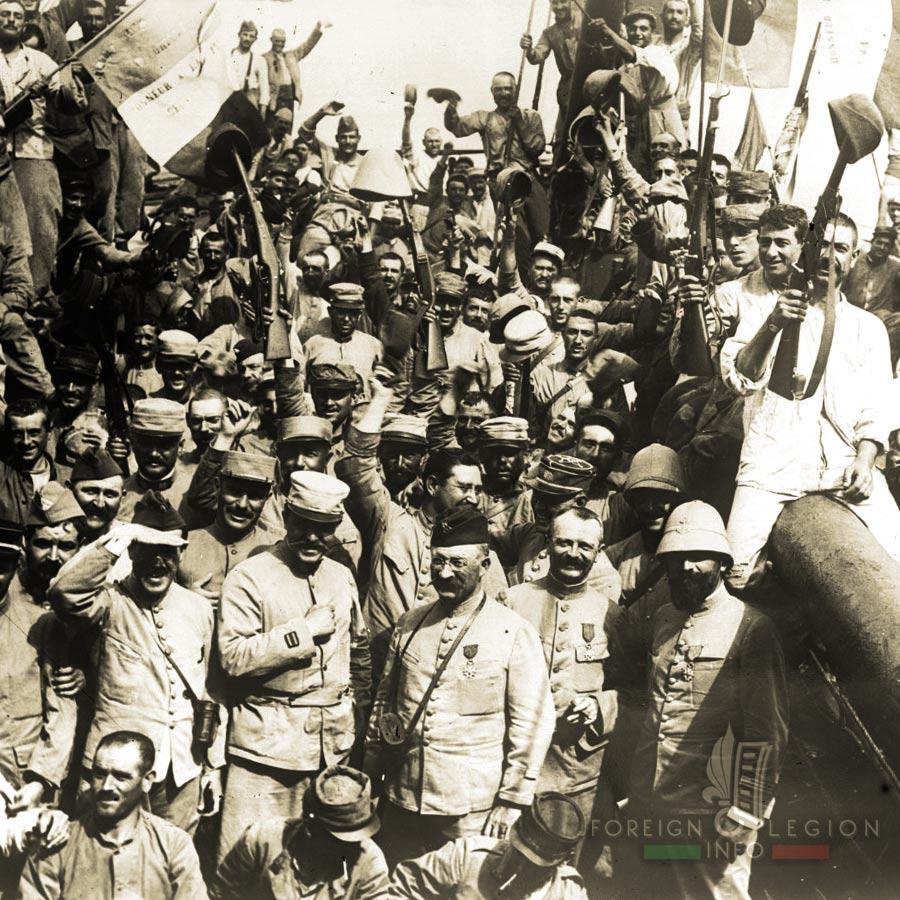 Gallipoli - Dardanelles - Campaign - Foreign Legion Etrangere - 1915