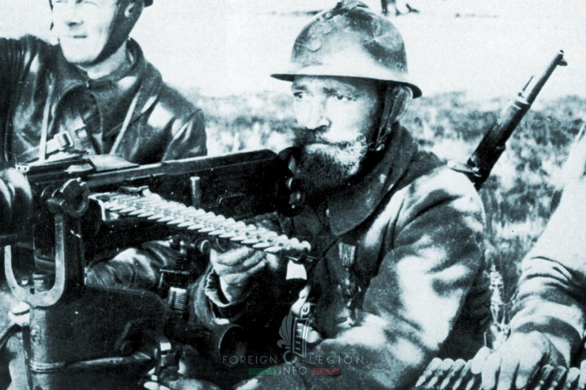 GRDI 97 - GRD 97 - Legionnaire - Foreign Legion Etrangere - 1940 - France