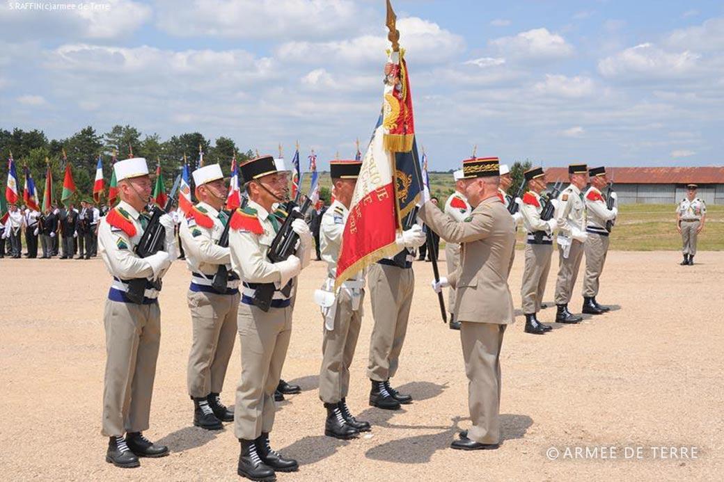 13e DBLE - 13 DBLE - Foreign Legion Etrangere - 2016 - Larzac - France