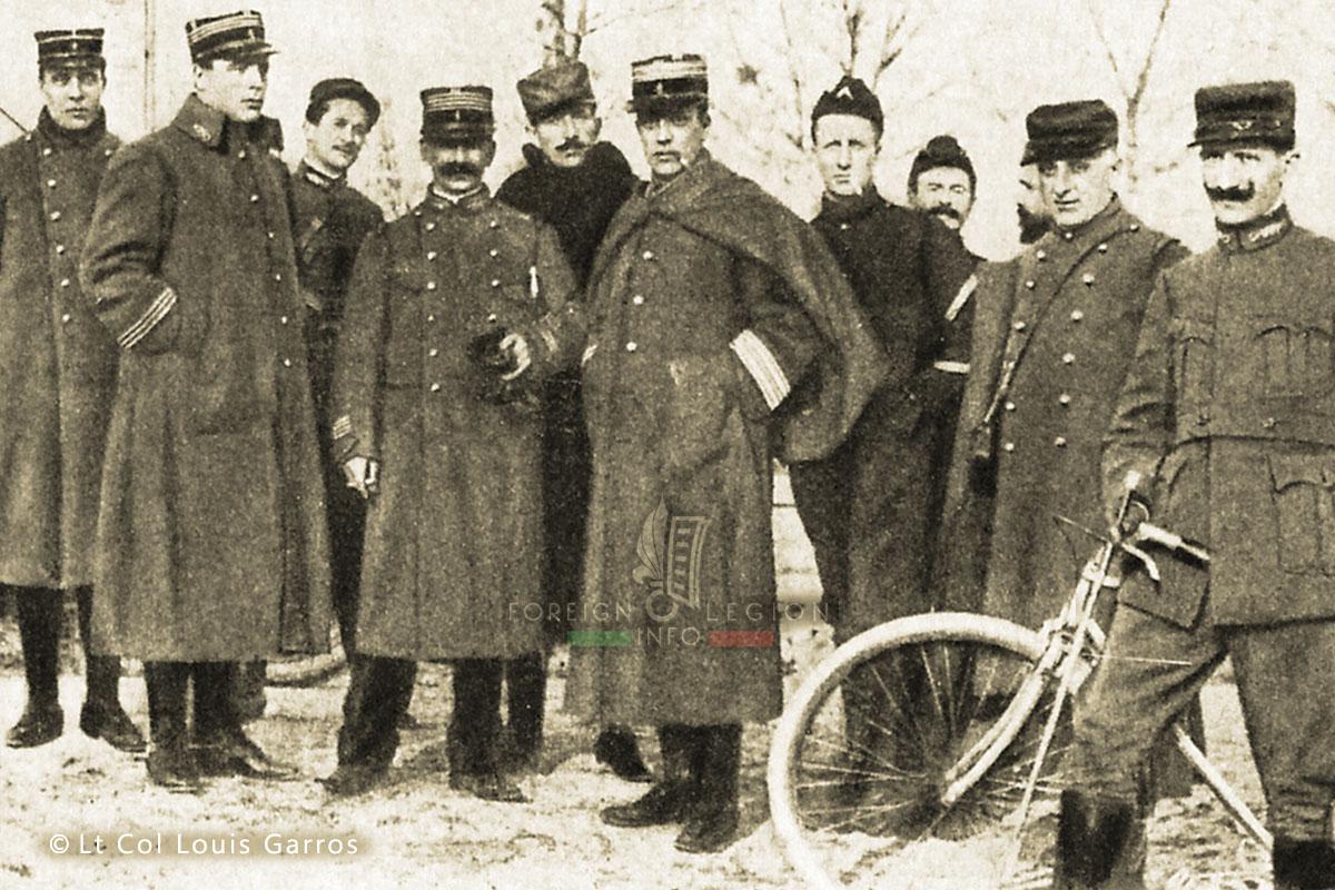 Garibaldi - Garibaldi Legion - Foreign Legion Etrangere - 1914 - France - WWI