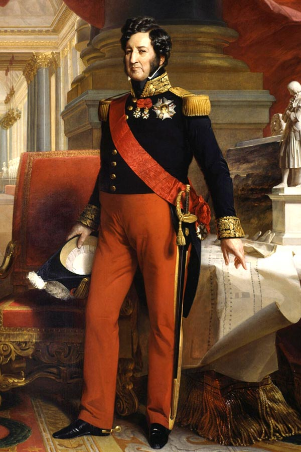 Louis-Philippe I, King of the French - Foreign Legion Etrangere - France
