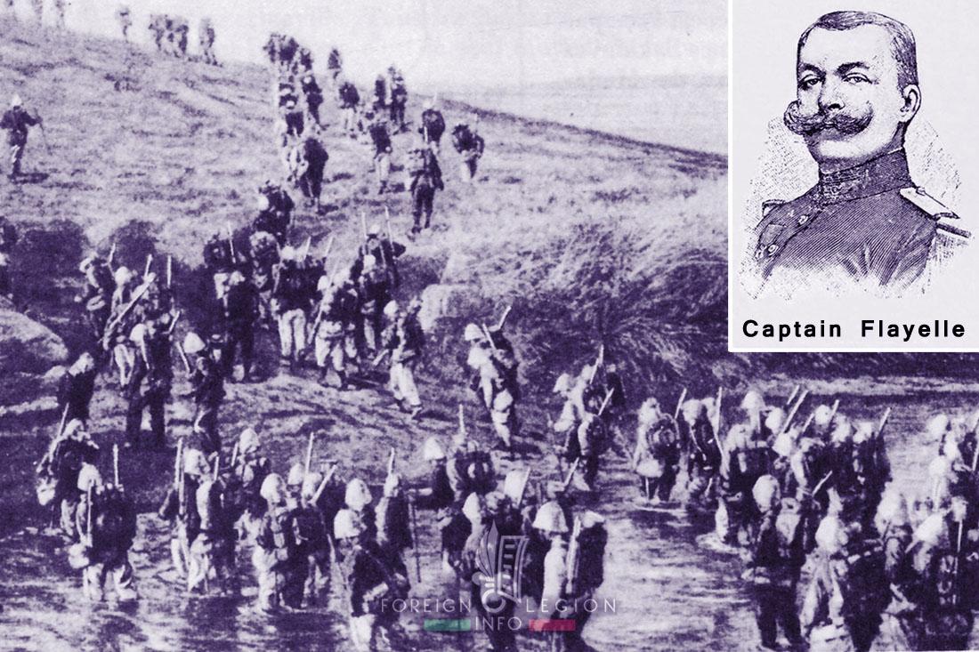 Foreign Legion Etrangere - 1898 - Louis Flayelle - Madagascar