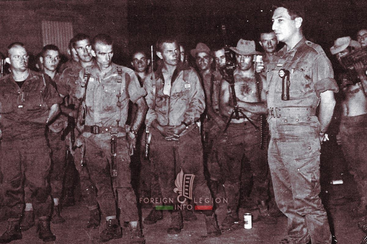 2e REP - 2 REP - Foreign Legion Etrangere - 1969 - Chad