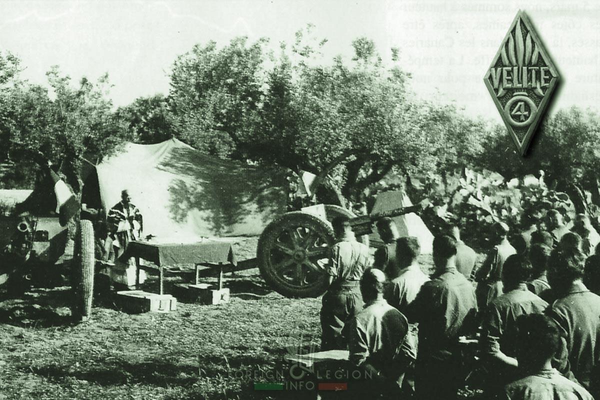 1er REIM - Foreign Legion Etrangere - 1943 - Tunisia