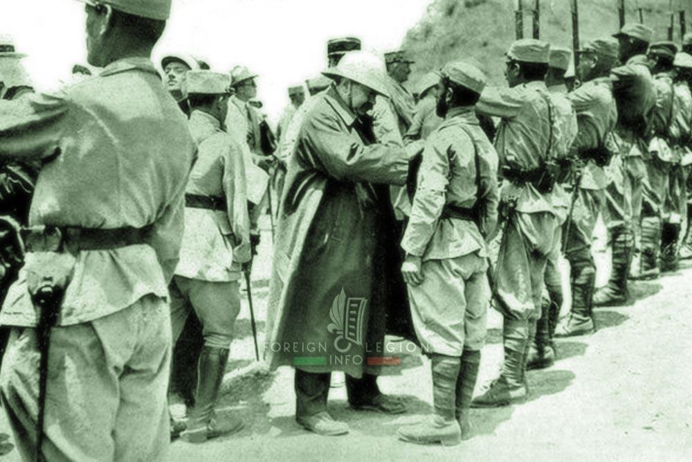 1er RE - 1 RE - Foreign Legion Etrangere - 1925 - Ain Aicha - Morocco