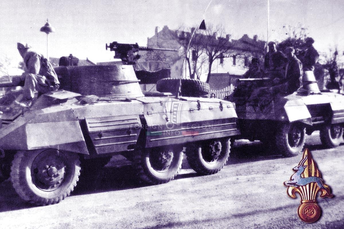 23e CPLE - 23 CPLE - Foreign Legion Etrangere - 1956 - Algeria