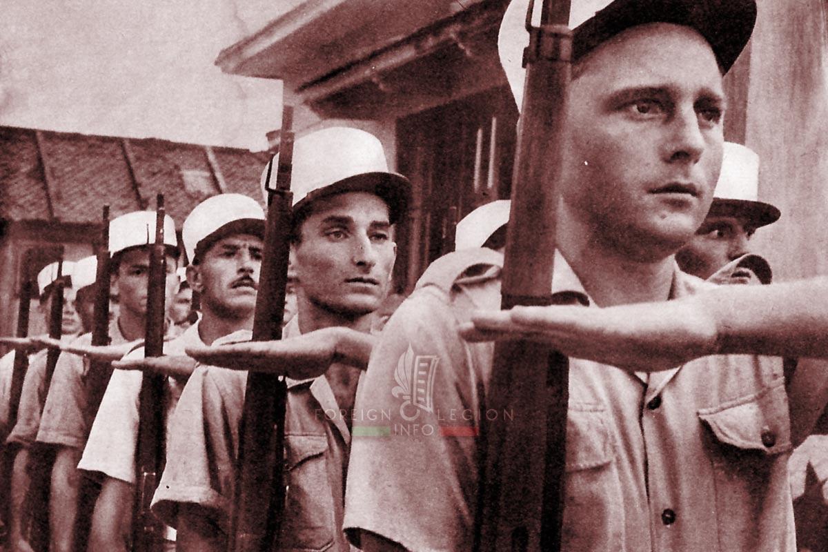 3e REI - 3 REI - Foreign Legion Etrangere - 1953 - Indochina