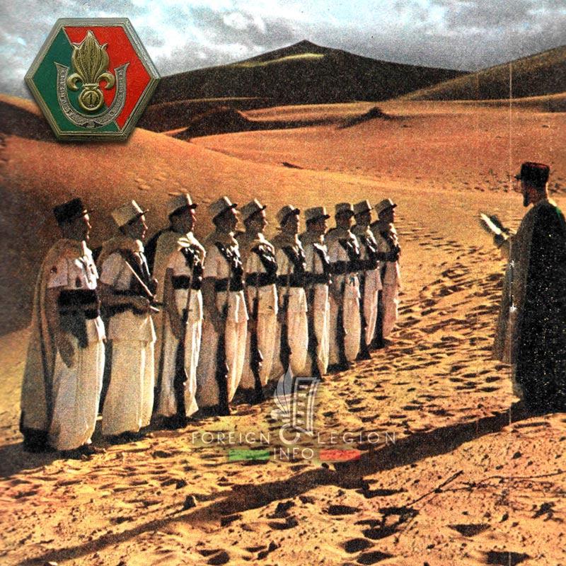 1re CSPL - 1 CSPL - Foreign Legion Etrangere - 1956 - Algeria