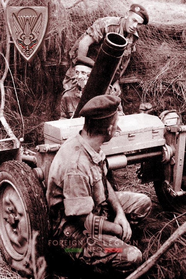 1er REP - 1 REP - Foreign Legion Etrangere - 1956 - Egypt - Suez Crisis