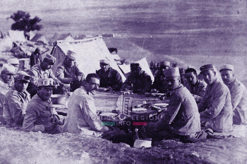 Foreign Legion Etrangere - 1917 - Morocco