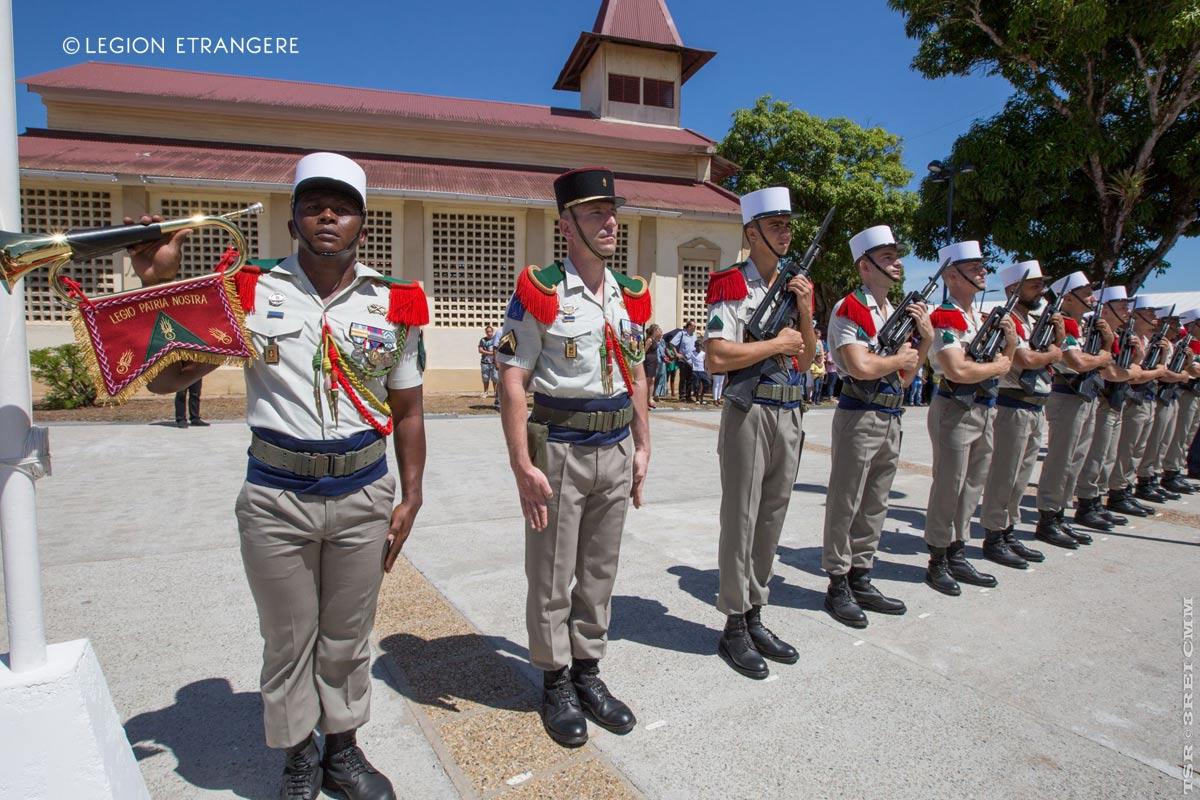 3e REI - 3 REI - Foreign Legion Etrangere - 2016 - Remembrance Day