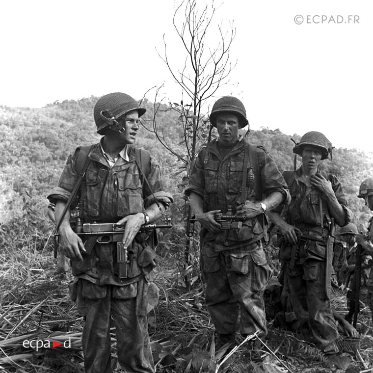 1er BEP - 1 BEP - Foreign Legion Etrangere - 1953 - Indochina