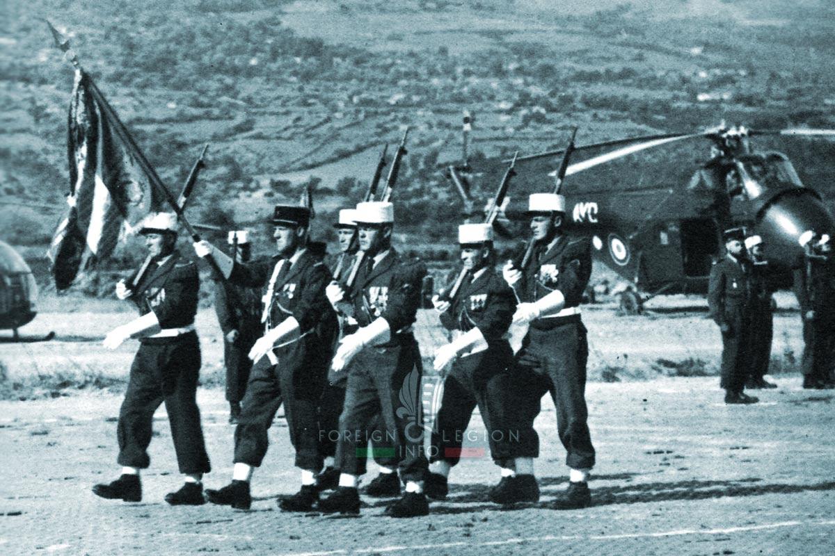 3e REI - 3 REI - Foreign Legion Etrangere - 1959 - Algeria