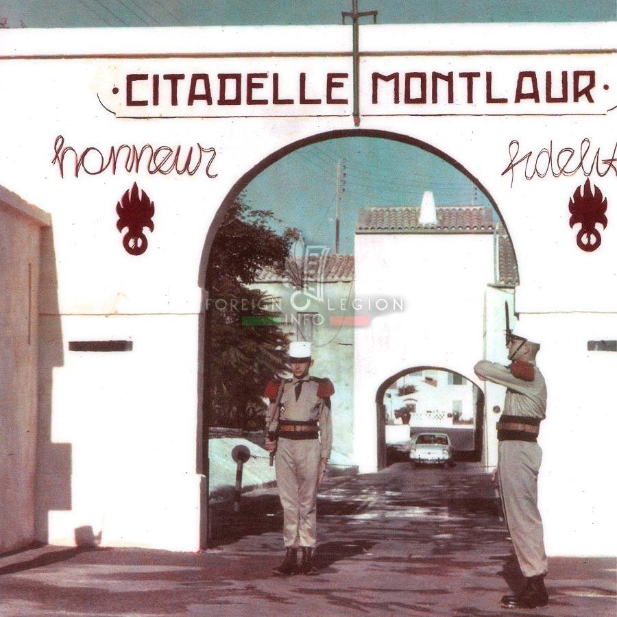 GILE - Foreign Legion Etrangere - 1967 - Montlaur - Citadel - Bonifacio