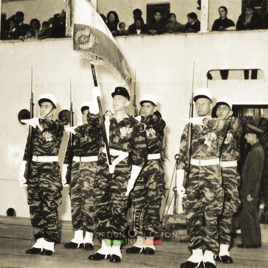 1er RE - 1 RE - Foreign Legion Etrangere - 1962 - Mers El Kebir