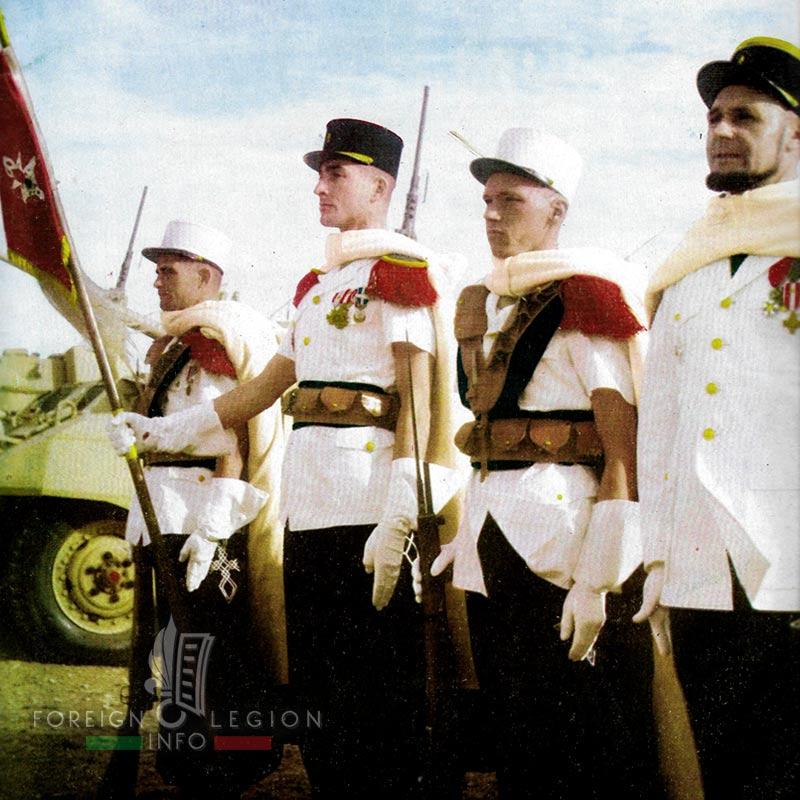 2e CSPL - 2 CSPL - Saharan Company - Foreign Legion Etrangere - 1959 - Algeria