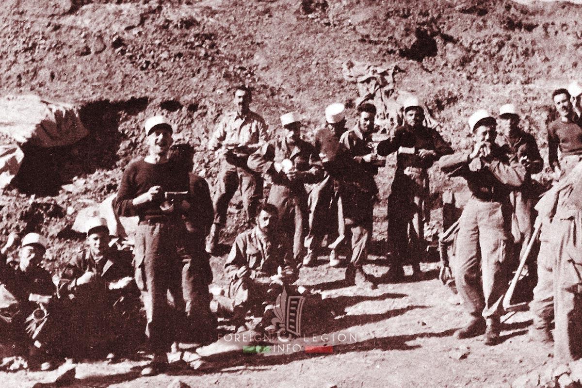 2e REI - 2 REI - Foreign Legion Etrangere - Morocco - 1956