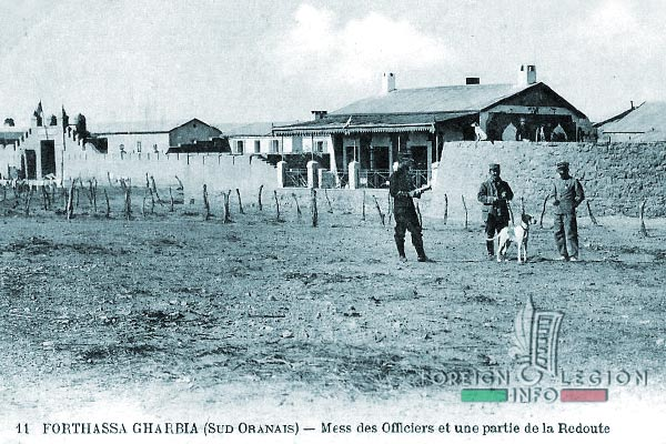 Forthassa Gharbia - Algeria - 1908