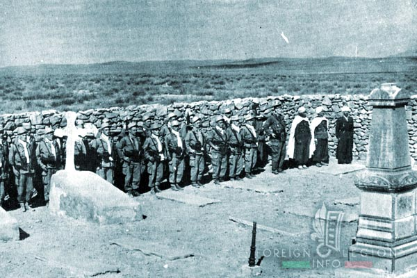4e CSPL - 4 CSPL - Foreign Legion Etrangere - Forthassa Gharbia - Algeria - 1956