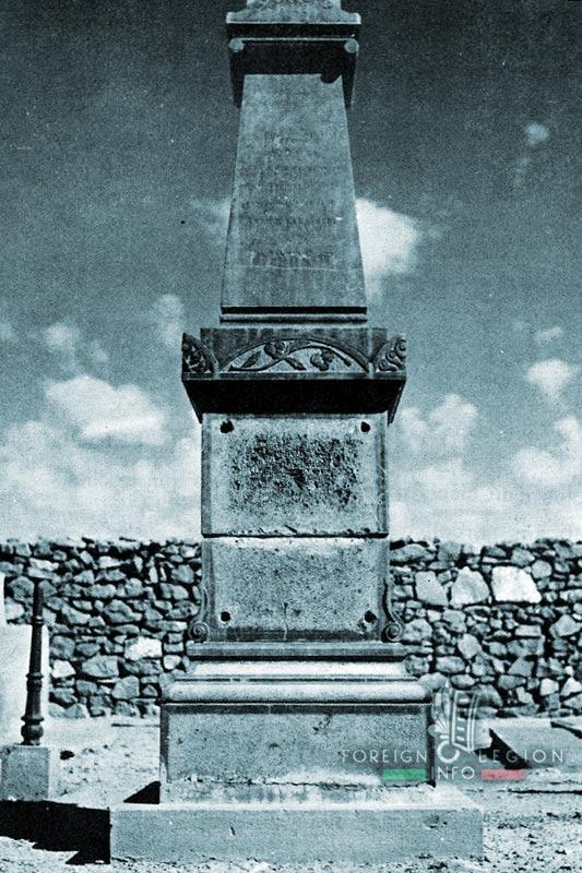 Foreign Legion Etrangere - Forthassa Gharbia - Algeria - Monument - Tragedy - 1908