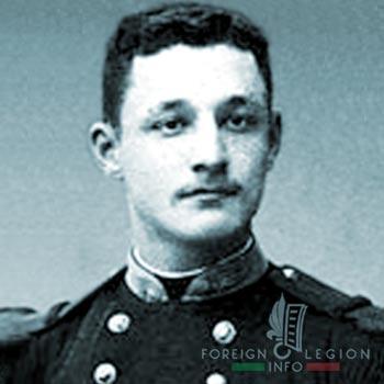 Capitaine Capillery - Forthassa Gharbia - Algerie - 1908