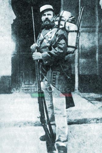 Legionnaire - Foreign Legion Etrangere - 1900's