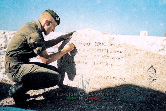 GOLE - Accident - TFAI - Djibouti - 1976 - pierre commémorative - Corse - Bonifacio - 1989