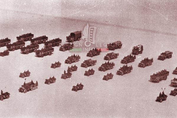 2e REI - 2 REI - Foreign Legion etrangere - Djibouti - TFAI - GOLE - 1976