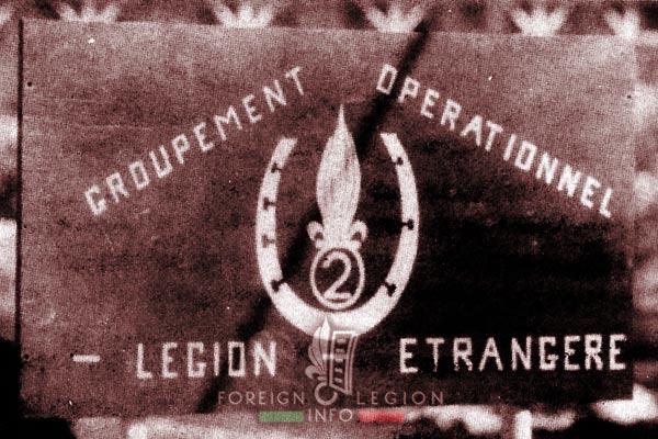 GOLE - Groupement opérationnel de la Légion étrangère - Djibouti - TFAI - 1976