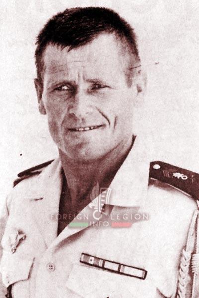 Foreign Legion etrangere - Djibouti - TFAI - GOLE - 1976 - Smajil Zolic