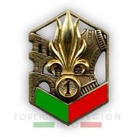 1er REG insignia