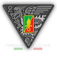 2e Rgiment Tranger De Parachutistes REP The Only Airborne Regiment Of French Foreign Legion Currently Largest Unit