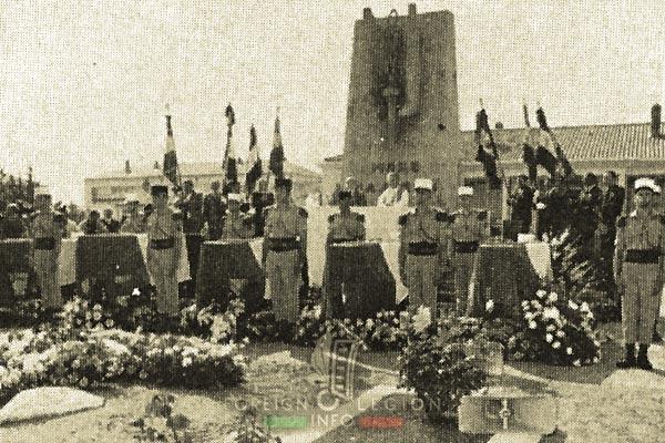 2 REP - Battle of Kolwezi - 1978 - Calvi - Paying Homage
