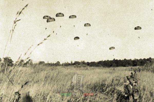 2 REP - Battle of Kolwezi - 1978 - Kolwezi - Jumping