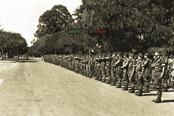 2 REP - Battle of Kolwezi - 1978 - Lubumbashi