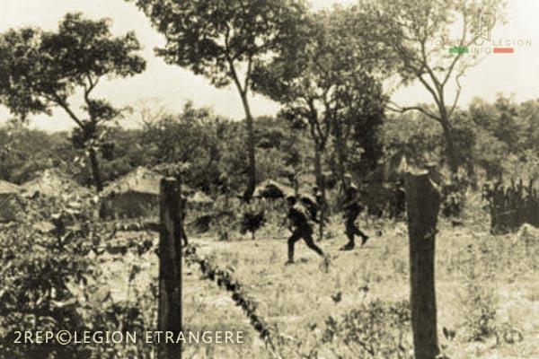 2 REP - Battle of Kolwezi - 1978 - Kolwezi - Metal Shaba