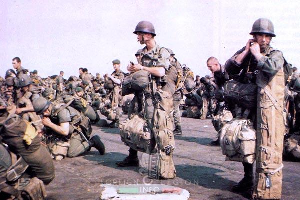 2 REP - Battle of Kolwezi - 1978 - Kinshasa