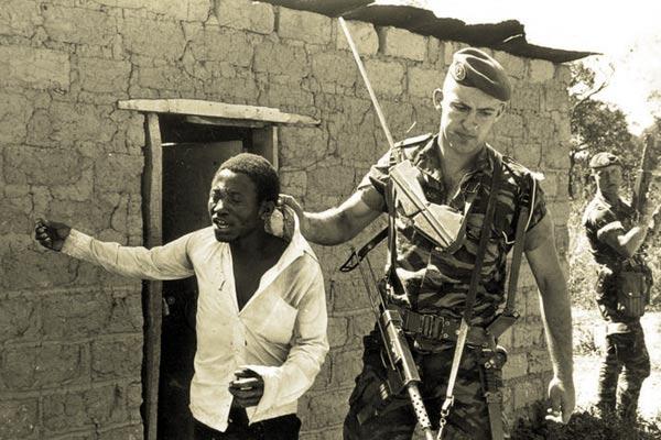 2 REP - Battle of Kolwezi - 1978 - Kolwezi - Legionnaires - Sablek - Sabljic